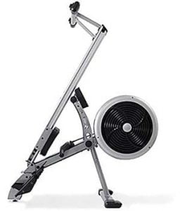 Folded view of JTX Freedom Air Rower