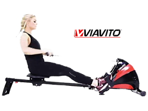 Working out with Viavito Sumi Rowing Machine