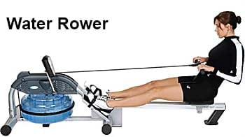 WaterRower Female workout (blog)