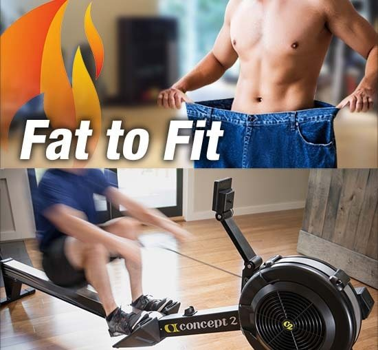 Weight loss with Rowing Machine for Beginners
